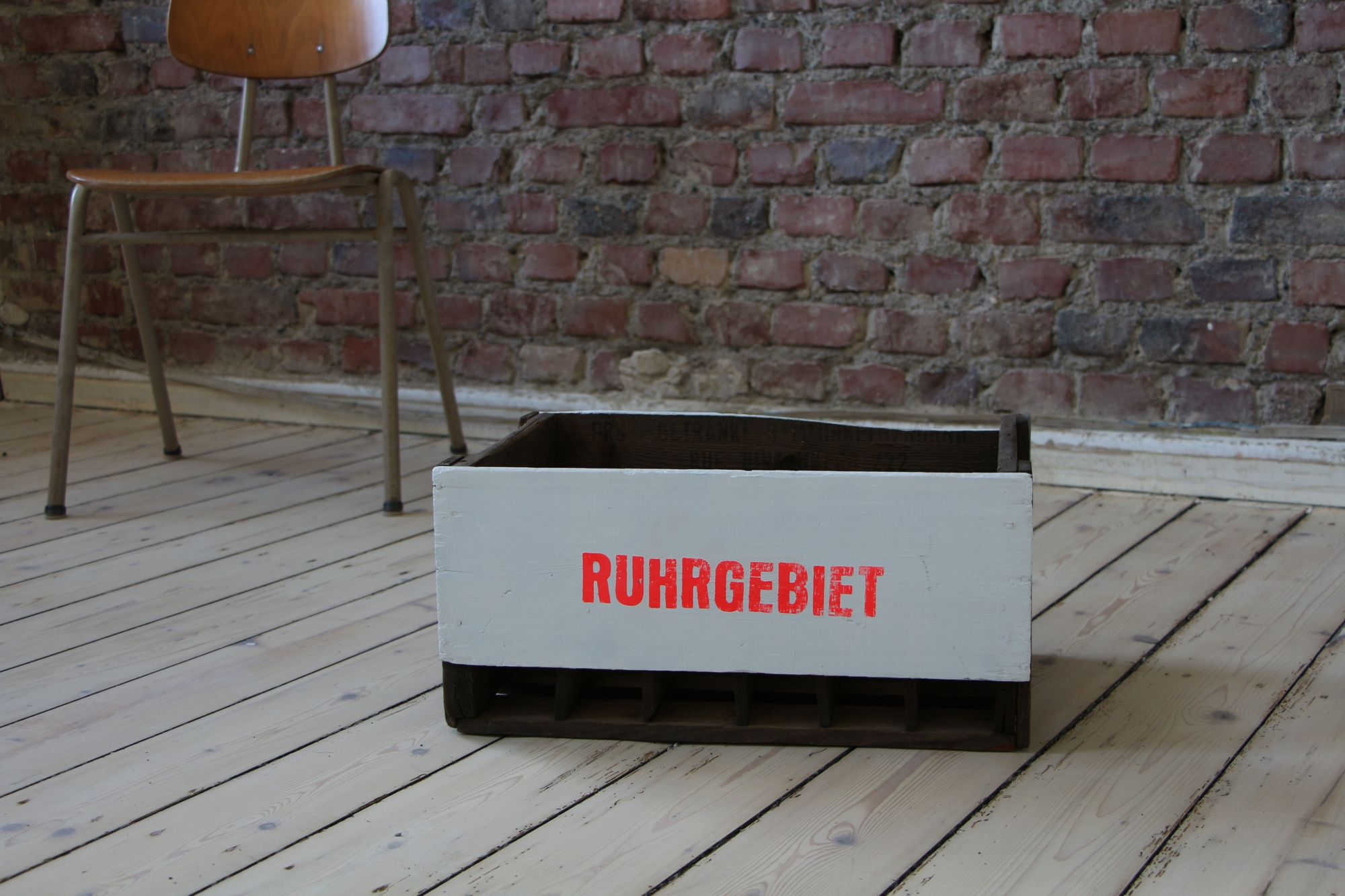 "Alte Bierkiste ""Ruhrgebiet"""