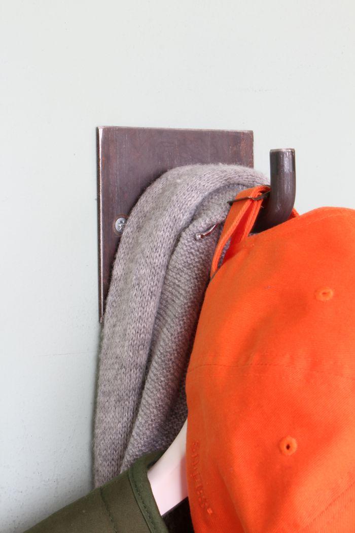 """Handtuchhalter und Garderobenhaken """"1"""""""