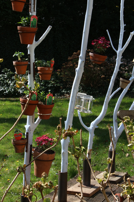 Baumständer für Balkon, Terrasse oder Wohnung