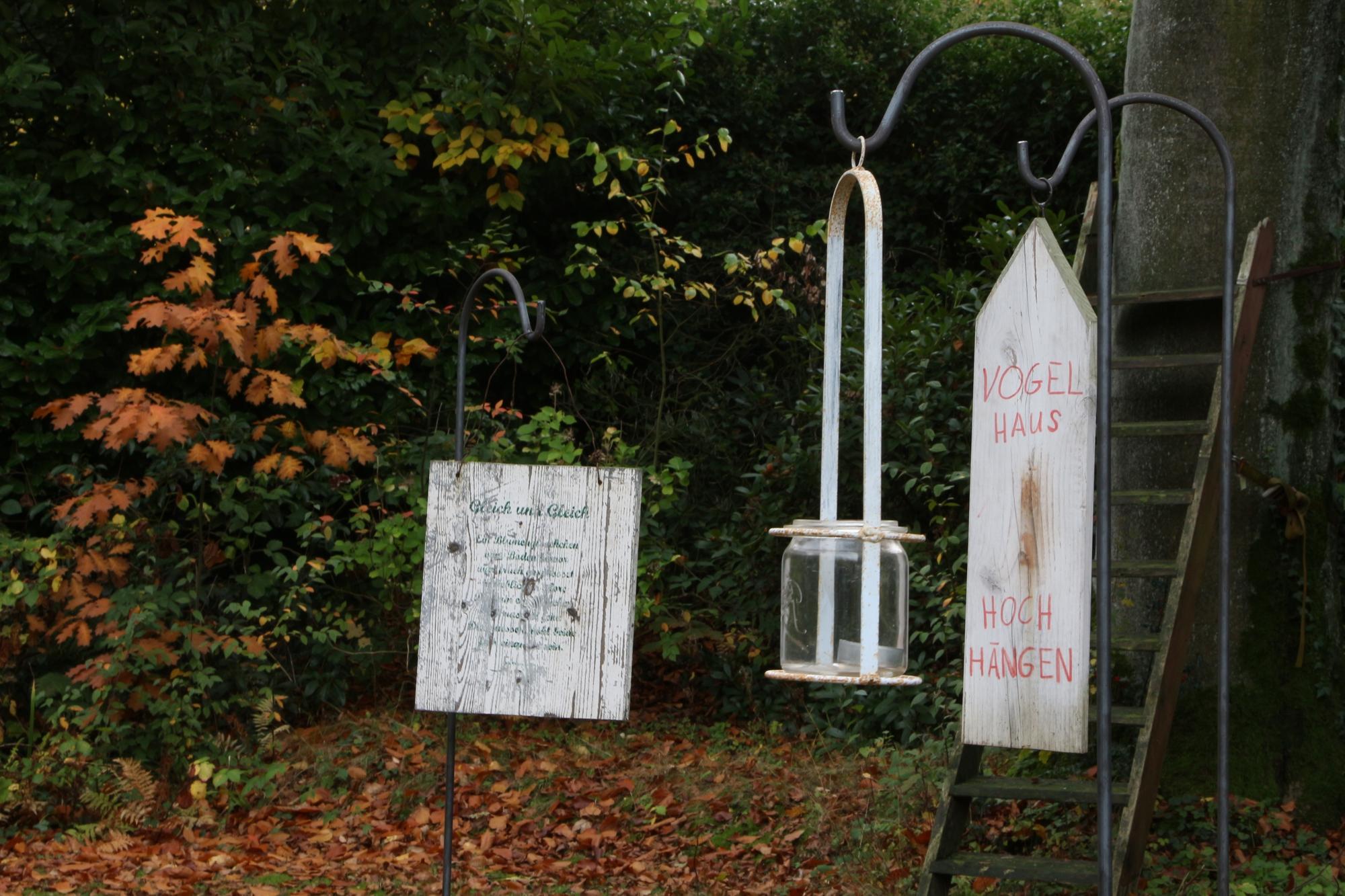 Halter für Futterringe - 2 Meter