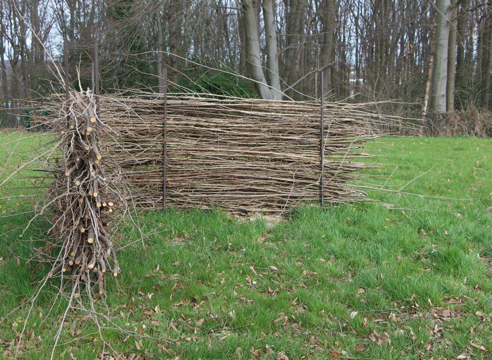 Komposter, Zaun, Windschutz - 1,50 Meter
