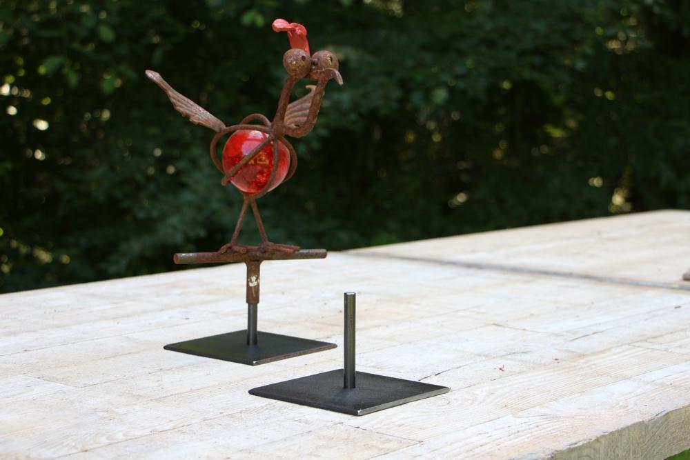 Skulpturensockel 15 x 15 cm