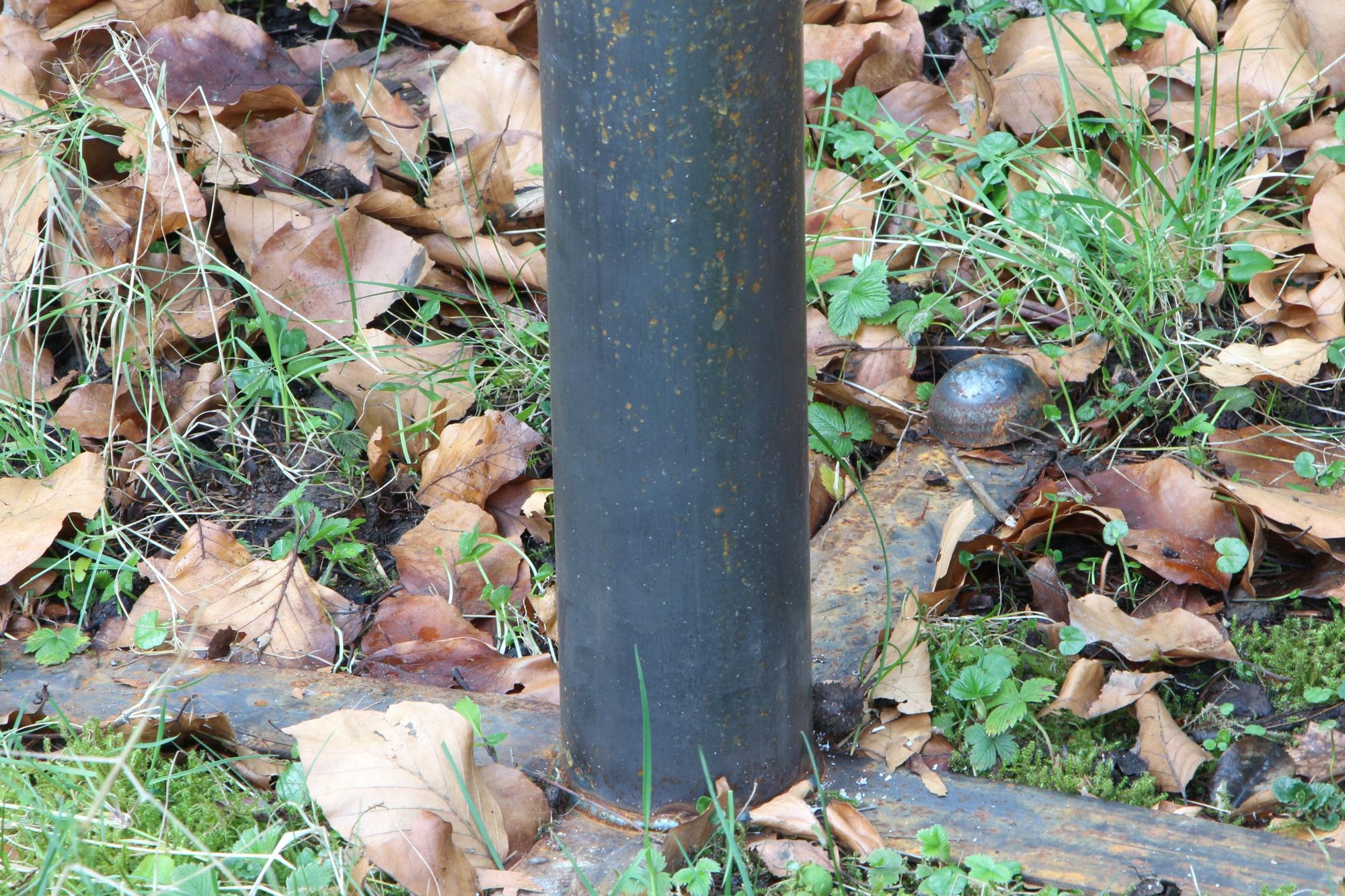 Schirmständer für weiche Böden